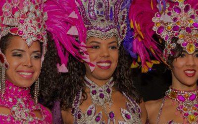 Braziliaanse Show vs Carnaval XXL